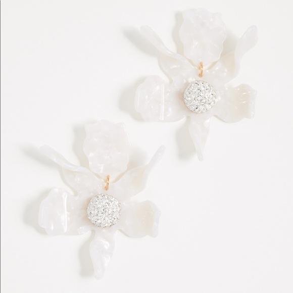 Lele Sadoughi Jewelry - Lele Sadoughi 'Crystal Lily' Earrings